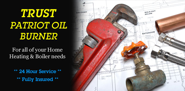 Patriot Oil Burner Services, located in Derry, NH at (603) 505-4543